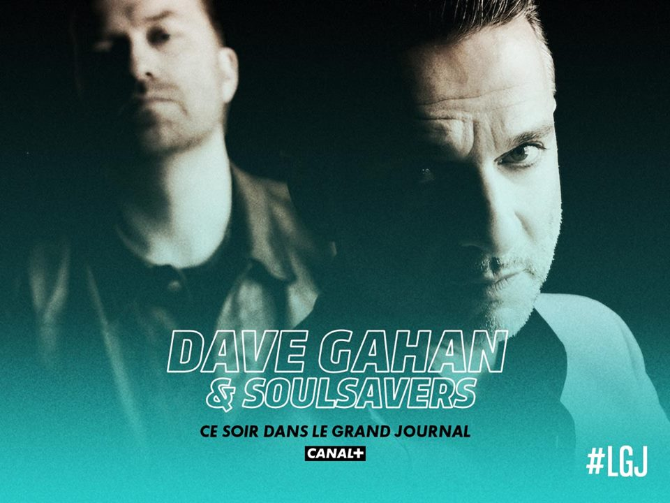 Dave Gahan & Soulsavers Le Grand Journal
