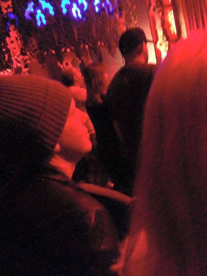 Martin L Gore LA Soulsavers Concert