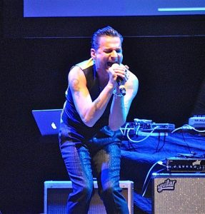 Dave Gahan featured in a new 'The Damned' documentary