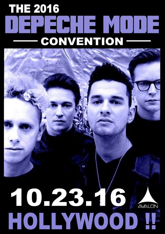 Depeche Mode convention