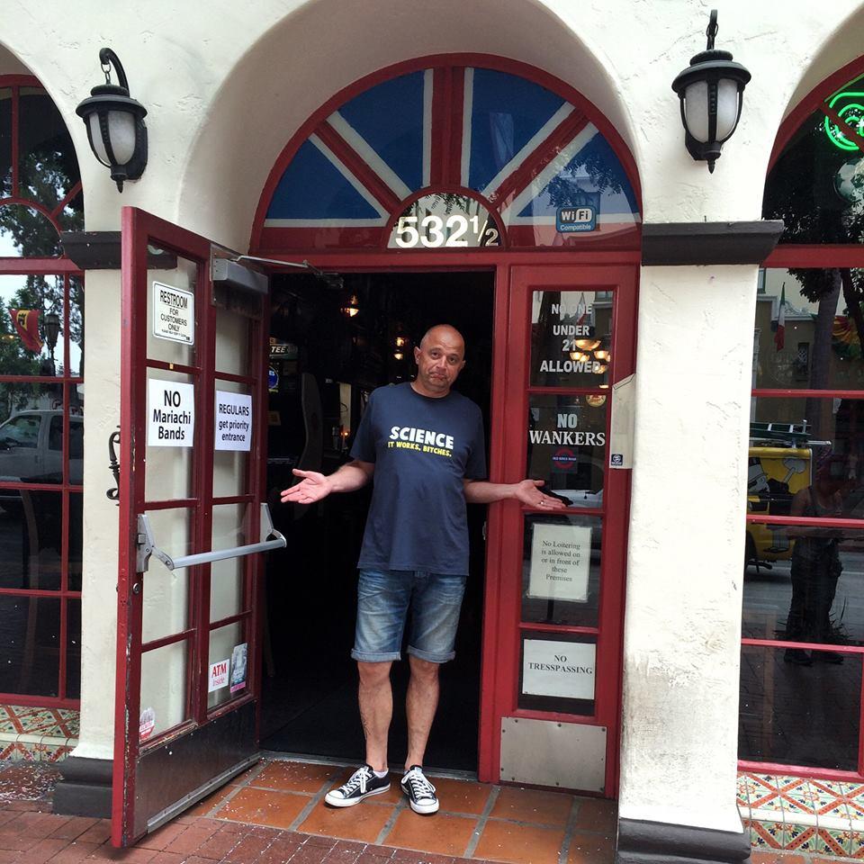 Old Kings Road Road Pub, Santa Barbara